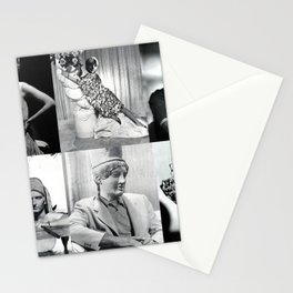 Statue Portraits Stationery Cards
