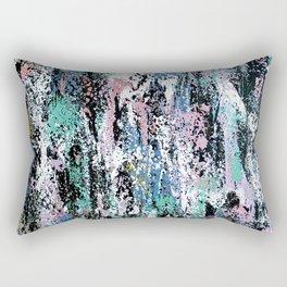 Abstract Gabrielle Rectangular Pillow