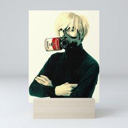 Breathe Art Mini Art Print