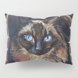 The Ragdoll Cat Is in the Bag Pillow Sham