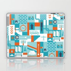 Skate Trip Laptop & iPad Skin