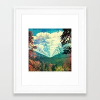 tame impala Framed Art Prints featuring Tame Impala by ernieandbert