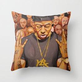 Long Live Lor Scoota Throw Pillow