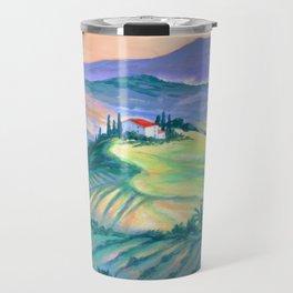 Tuscany Retreat I Travel Mug
