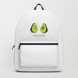 Your'e my perfect half Backpack