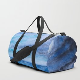 Sharks in love meeting Duffle Bag