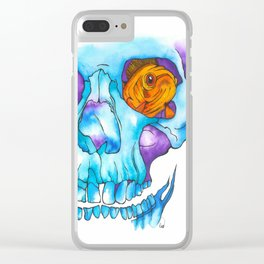 All that remains Clear iPhone Case
