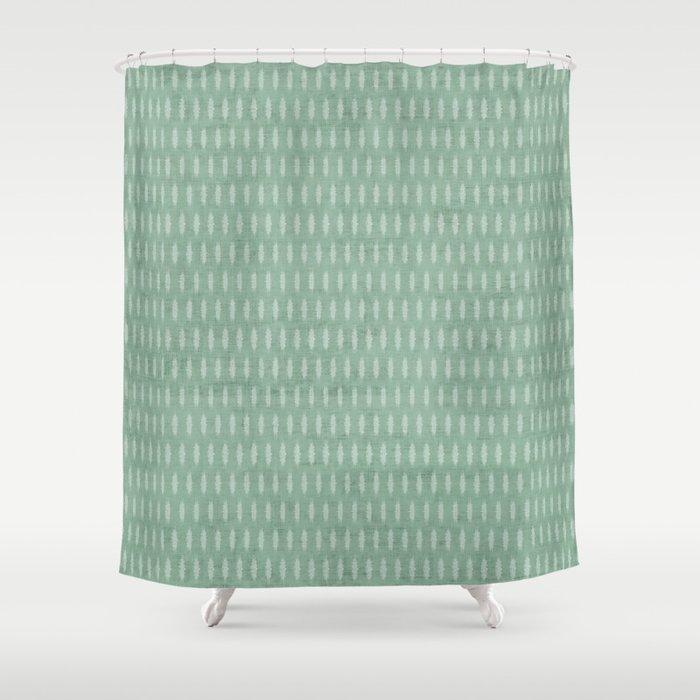 PETRA SAGE Shower Curtain