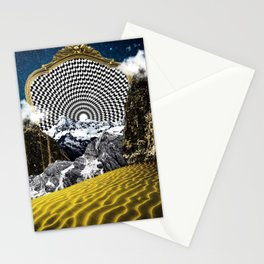 Receiver, 2018 Stationery Cards