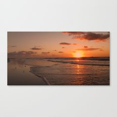 Wildwood Beach Sunrise II Canvas Print