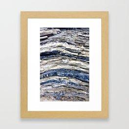 Nevada Rocks Framed Art Print