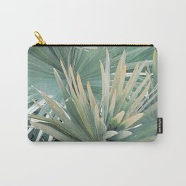 Palm Foliage Carry-All Pouch