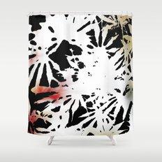 tangle Shower Curtain