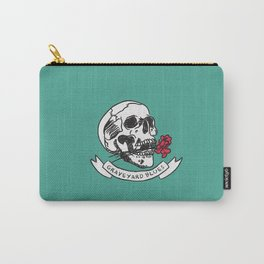 Graveyard Blues Carry-All Pouch