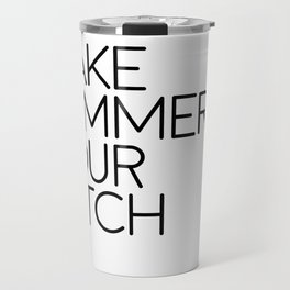 This summer Travel Mug