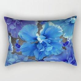 Flower for my best friend Rectangular Pillow