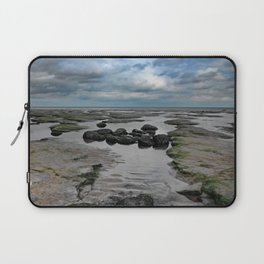 The Water Slips Away Laptop Sleeve