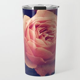 Vintage Rose Travel Mug