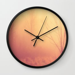 What If We Could Wall Clock