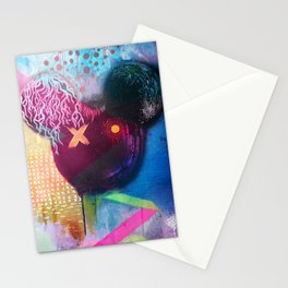 Mickey X Stationery Cards