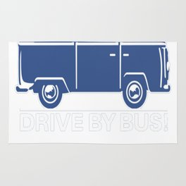 Drive by Bus T1  T2 Rug