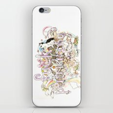 Fuck Patriarchy iPhone & iPod Skin