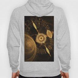 Golden Clock Hoody