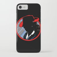 agent carter iPhone & iPod Cases featuring Agent Carter by offbeatzombie