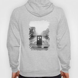 Tardis And The Old City Hoody
