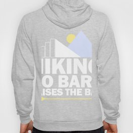 HIKING: No Bars (Out of reception range) Hoody