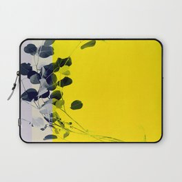 grayellow_mood Laptop Sleeve