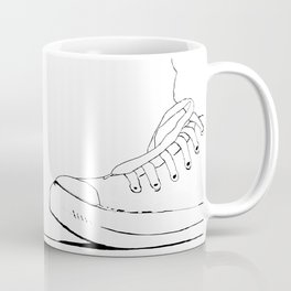 one step at a time Coffee Mug