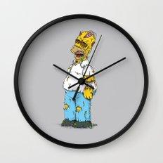 Mmmm... Brains! Wall Clock