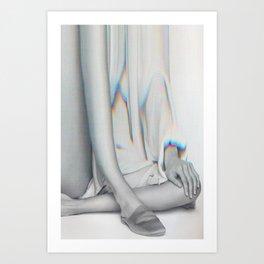 Bazaar #49 Art Print