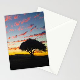 Pandanus Sunset Stationery Cards