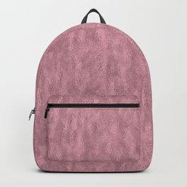 Light Crinkled Blush Foil Backpack