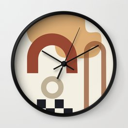 // Shape study #23 Wall Clock