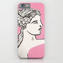 Venus de Milo statue iPhone Case