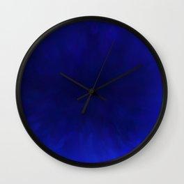 The Ocean Floor Wall Clock