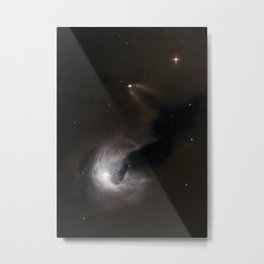 Reflection Nebula Metal Print