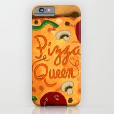 Pizza Queen iPhone 6s Slim Case