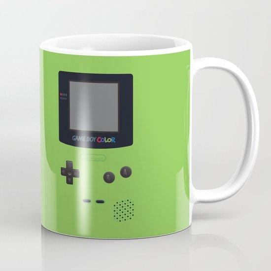 GAMEBOY Color - Green Coffee Mug