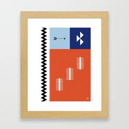 DREAM CATCHERS // Colorado Plateau Framed Art Print