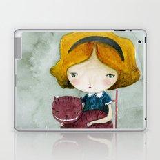 Alice In Watercolorland Laptop & iPad Skin