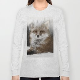 Fox Stare Long Sleeve T-shirt