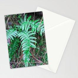 Fern leafs minimal Stationery Cards