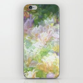 Nature's Abstract iPhone Skin