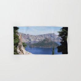 The Bluest Lake Hand & Bath Towel