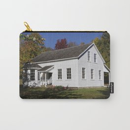 Historic Farmhouse - Caddie Woodlawn House Carry-All Pouch