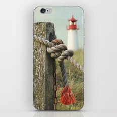 To the Lighthouse iPhone Skin